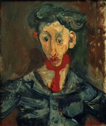 Ch. Soutine, The Gipsy / painting 1922/23 by AKG  Images