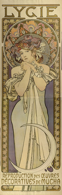 A.Mucha, Lygie / 1901 by AKG  Images