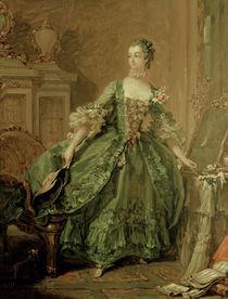 Madame de Pompadour / Painting / Boucher by AKG  Images