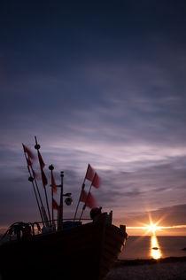 Sunrise von Hendrik Scheibel