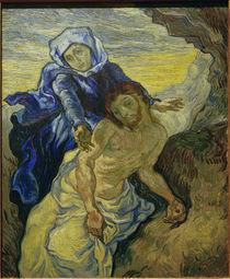Van Gogh nach E.Delacroix, Pietà von AKG  Images