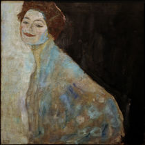 G.Klimt / Portrait of a Lady in White by AKG  Images