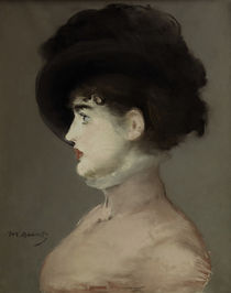 Manet / Portrait of Irma Brunner by AKG  Images