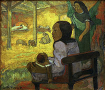 Gauguin, Tahitian Christmas by AKG  Images