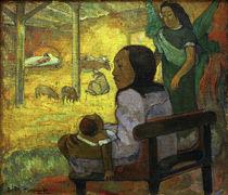 Gauguin, Tahitische Weihnacht von AKG  Images