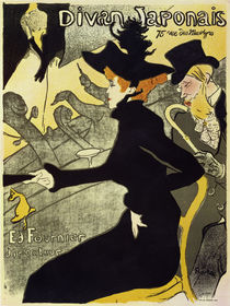 H.Toulouse-Lautrec, Divan Japonais von AKG  Images