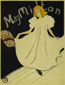Toulouse-Lautrec / May Milton / 1895 by AKG  Images