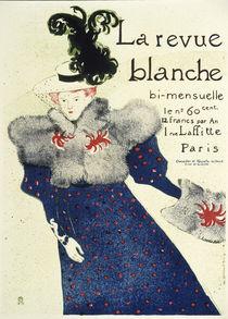 H. de Toulouse-Lautrec, La Revue Blanche von AKG  Images