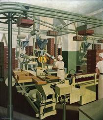 C.Grossberg, Maschinensaal von AKG  Images