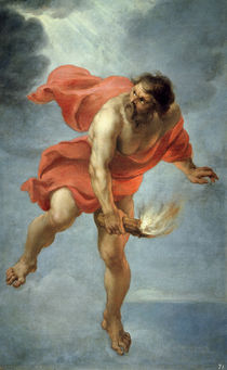 J.Cossiers, Prometheus von AKG  Images