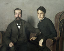 Felix Vallotton / Parents of the Artist by AKG  Images