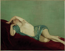 F.Vallotton / Reclining Nude.../ 1914 by AKG  Images