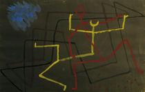 Paul Klee, Gelb unterliegt von AKG  Images