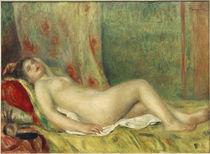 A.Renoir, Ruhender Akt von AKG  Images