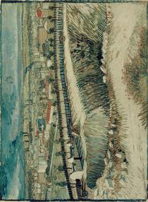 V. v. Gogh, Industrielandschaft von AKG  Images