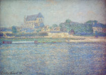 C.Monet, Church in Vernon / 1894 by AKG  Images
