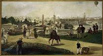 Paris, Weltausst. 1867 / Gem. v. E.Manet von AKG  Images