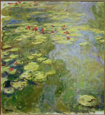 C.Monet, Water Lilies Pond / 1917/19 by AKG  Images