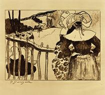 P.Gauguin, Menschliches Elend by AKG  Images