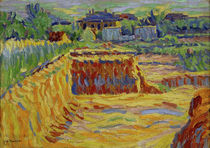 E.L.Kirchner, Die Lehmgrube von AKG  Images