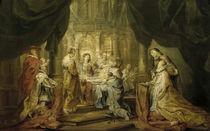 Rubens, Hl. Ildefonso empfängt Meßgewand von AKG  Images