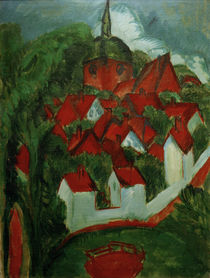 Ernst Ludwig Kirchner, Mountain on Fehmarn by AKG  Images