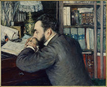Henri Cordier / Painting / Caillebotte by AKG  Images