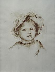 Auguste Renoir, Sohn Pierre / Grafik v. A.Renoir by AKG  Images