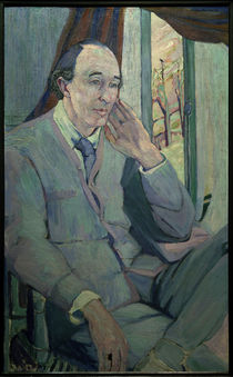 Frederick Delius / Gemälde von Ida Gerhardi by AKG  Images