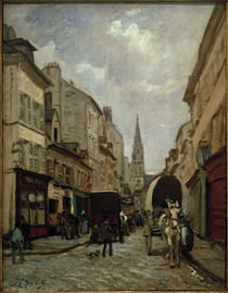 A.Sisley, Grande-Rue, Argenteuil by AKG  Images