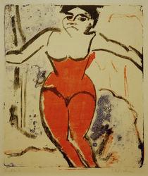 E.L.Kirchner, Beifall heischende Artistin von AKG  Images