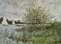 Monet / Banks of the Seine at Argenteuil by AKG  Images