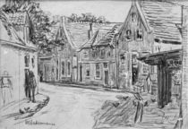 Liebermann / Naarden / Chalk drawing by AKG  Images