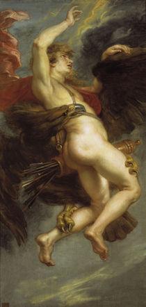 Rubens, Die Entführung des Ganymed von AKG  Images