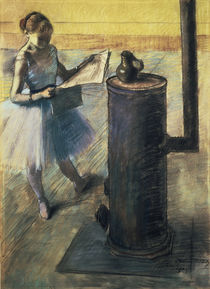 Edgar Degas, Danseuse au repos von AKG  Images