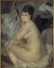 Renoir / Weiblicher Akt/ 1876 von AKG  Images