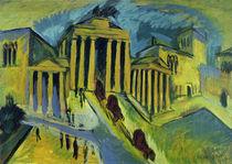 E.L.Kirchner, Brandenburger Tor von AKG  Images