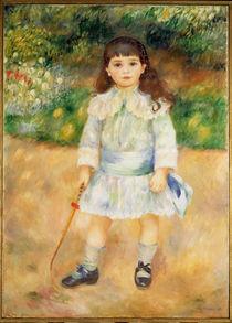 Renoir / Knabe mit kleiner Peitsche/1885 von AKG  Images