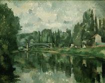 Cézanne, Le Pont de Creteil/ 1888 von AKG  Images