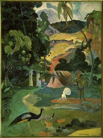 Gauguin / Matamoe / 1892 by AKG  Images