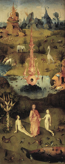 Bosch / The Garden of Earthly Delights by AKG  Images