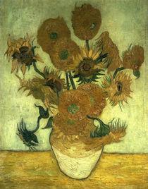 Van Gogh, Sonnenblumen von AKG  Images