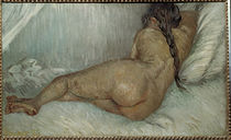 Van Gogh / Reclining Nude / 1887 by AKG  Images