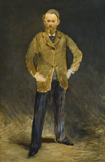 Edouard Manet / Selbstporträt 1878/79 by AKG  Images