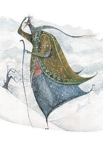 snowing von Daniel Montero Galán