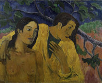 Lovers / P. Gauguin / Painting 1902 by AKG  Images