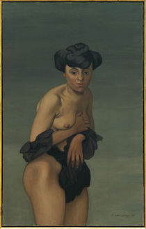 F.Vallotton, L'Hiver (Der Winter) by AKG  Images