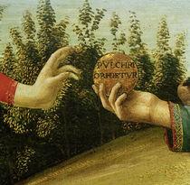 S.Botticelli / The Judgement of Paris by AKG  Images