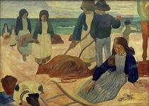 P.Gauguin, Bretonische Tangsammlerinnen by AKG  Images
