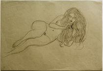 G.Klimt, Studie für die Wollust von AKG  Images